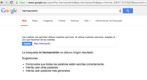 hermanotron-google